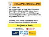 Dijual Apartemen Sky House BSD+