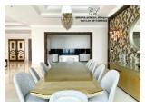 Dijual Raffles Residences Furnish, SCBD Kuningan Jaksel Furnish – 480 sqm 4 BR + Study Best View- Yani Lim 08174969303