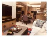 Dijual Apartemen Casa Grande Phase II - 3BR 120sqm Fully Furnished New Condition