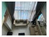 Di Jual Apartemen Casagrande 3BR + 1 study Tipe Loft. Termurah 4,5M nego