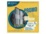 Jual Apartemen Breeze Bintaro Plaza Residences , Luxurious Apartment at Bintaro Jaya ,(SIAP HUNI).Disc 15% +Cash Back 5Juta . Cicilan Hanya 3jutaan/ .