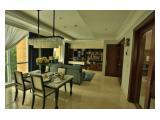 Apartemen Pakubuwono View Luas 153 m2 (2 BR) dan 196 m2 (3 BR) TERMURAH