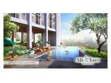 Jual Silktown Apartemen 1 BR 25.42 m2 Furnished / Unfurnished