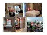 Jual Apt. Senayan Residence Tower 3 ; 2BR ; Furnished