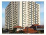 Jual Apartemen Menara Cawang di Jakarta Timur – 2 Bedroom Unfurnished BU