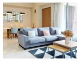 Dijual Cepat , Good Deal Apartemen 1 Park Avenue, Gandaria - 2 / 2 + 1 / 3 BR, Fully furnished and Semi furnished by In House Marketing