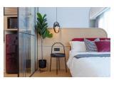 DiJual Apartement Ambassade Type Studio, Fully Furnished