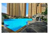 Jual (BU) Apartemen Mediterania Garden Residence 1 – 1 BR Luas 36 m2 Furnished ( RARE UNIT ! )