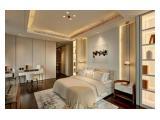 Dijual Apartemen Mewah 2 BR / 3 BR / 4 BR / Penthouse With Pool at Regent Residences Mangkuluhur City Jakarta