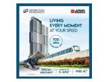Dijual Apartemen Breeze Bintaro Plaza Residences Dp mulai 20jtan Cicilan 3jtan