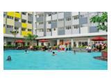 TOTAL DP 10 JUTA - Dijual Apartemen Sentra Timur Residence Jakarta Timur - Harga Murah