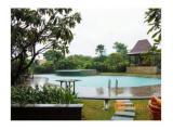 Dijual Apartemen Cervino Village Jakarta Selatan - Studio 28.99 m2 Full Furnished City View