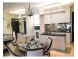 Jual Apartemen Sudirman Suites Jakarta Pusat – Type 3 BR (75 m2), Good Interior