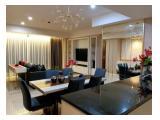 Dijual Murah Apartemen Casa Grande Residences Jakarta Selatan – Phase II, Tower Angelo Brand New 3 BR 153 m2 Fully Furnished