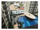 Dijual Cepat Apartment Puri Orchard 1BR Luas 35sqm Furnished Good Unit - Pool View