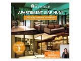 Jual Apartemen Siap Huni The Avenue Parkland 1 & 2 Bedrooms Unfurnished & Furnished