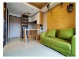 Jual Unit Apartment Royal Olive Residence Jakarta Selatan Type 1BR Fully Furnished