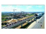 On project LRT City Ciracas - Urban Signature