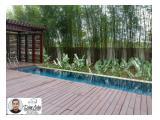 Dijual Apartment Verde 1 - 2BR 263sqm Private Pool, Semi Furnished Di Kuningan, Jakarta Selatan
