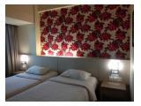Unit Apartemen Dijual 1 Bedroom 28.7m2 Furnished di Solo Paragon Jawa Tengah
