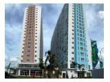 Dijual Apartemen Studio 21 m2 Grand Sentraland Karawang - Semi Furnished