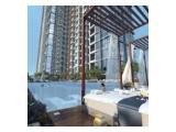 DIJUAL RUGI ( BU ) Apartment permata hijau suites 2BR