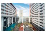 Jual Apartemen Paddington Heights Tangerang Free Fully Furnished/BPHTB Subsidi Bunga Bank, IPL, DP5%, AC dan Grandprize Jutaan Rupiah
