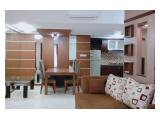 Jual Cepat Sudirman Tower Condo,Murah!!! Best View,FF,- 3 Bedroom -Best Price 2,3M