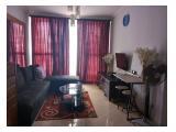 Taman Rasuna Apartemen, 2BR, 74m2, fullfurnished, siap huni.