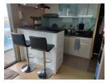 Apartemen Dijual Cepat Murah,1BR/Studio Furnished Bagus,Good View