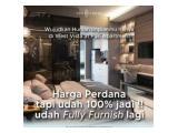 Dijual Apartemen West Vista Jakarta Barat Siap Huni Mewah Parkir 1:1