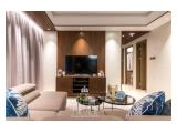 Dijual / Disewakan Apartemen 1Park Avenue Gandaria Jakarta Selatan – 2 / 2+1 / 3BR Fully Furnished Good Condition (Direct Owner) by In House Marketing