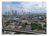 Sale Apartment Somerset Berlian, Jakarta Selatan - 3BR Semi Furnished and Strategic Location!