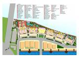 Over Credit Apartemen Milenial Osaka PIK 2 Jakarta Utara - Studio Full Furnished
