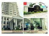 Jual Apartemen The Boulevard Tanah Abang Jakarta Pusat - 1 BR Full Furnished, Bisa KPA Murah