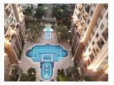 Jual / Sewa Apartemen Senayan Residences Jakarta Selatan – 1 / 2 / 3 BR Fully Furnished Harga BU