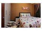 Jual apartemen Sudirman Park Jakarta Pusat type 2bedroom full furnished view city best deal