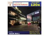 for sale SKY HOUSE BSD apartment  - installment developer up.to 120 month - Down payment 5% only