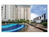 Dijual Murah Apartemen Poins Square - Tipe 2 BR 91 m2 Unfurnished, Bawah Harga Pasar