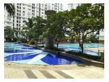 Apartemen Kalibata City Tower Sakura 2 BR SHM View POOL HUK Lt 8