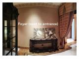 Jual Cepat Apartemen Da Vinci 4BR Furnished Harga Bawah Pasar