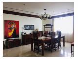 Sale Apartment Simprug Teras Unit, Jakarta Selatan - 3 BR Furnished, Large, Best Price!