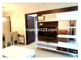 Dijual Murah Apartemen Central Park 3 Bedroom+1 (112 m2) Full Furnished, 3,5M, Central Park, Jakarta Barat