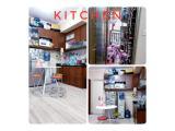 Jual Cepat Apartemen Mediterania 1 Tanjung Duren Jakarta Barat - Tower Bougenville 2 Bedrooms Full Furnished