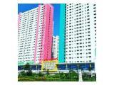JUAL CEPAT BU 2 BR Fully Furnished Apartemen Green Pramuka City-Jakarta Pusat