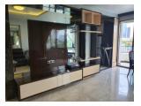 Dijual 2 Unit Apartemen Park Royale - Tipe 1 BR Luas 85 m2 Furnished