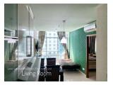 Dijual Cepat 2 Unit Sahid Sudirman Residence - 2 BR Luas 88 m2 dan 91 m2 Furnished