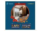 Jual Apartemen Vittoria Residence - Strategis, Bersih, Nyaman dan  Elegan di Daan Mogot