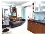 Dijual Cepat Apartemen Sahid Sudirman Jakarta Pusat - 1 BR 40 m2 Furnished, Good Price Rp 1,35 M