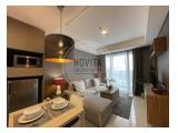 Dijual Apartemen Gold Coast PIK - 1BR Fully Furnished, Nice Condition